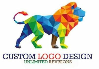 Professional Custom Logo Design For Business + Unlimited Revision | Digital Art