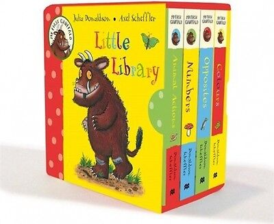 My First Gruffalo Little Library - Book by Julia Donaldson (Board Book, 2012)