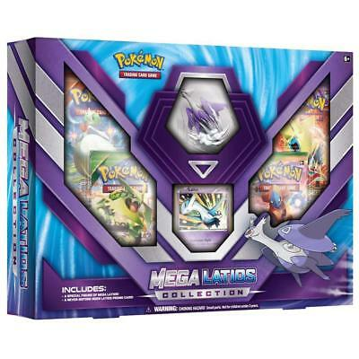 Pokemon Mega Latios Collection Box - Trading Card Game