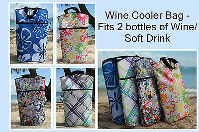 Wine Cooler Bag insulated wine bottle bag thermal cooler lunch box tote