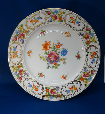 "Noritake China Dresalda 10 1/4"" Large Dinner or Service Plate"