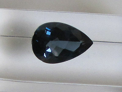 Topaze Bleue de Londres - London blue - 4.52 ct
