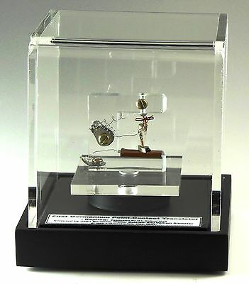First Point Contact Transistor - Replica-1947