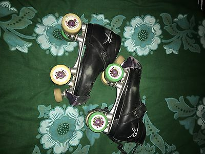 Riedell Vixens Size 8/9