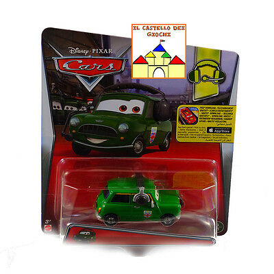 CARS Personaggio AUSTIN LITTLETON in Metallo scala 1:55 by Mattel DLY46