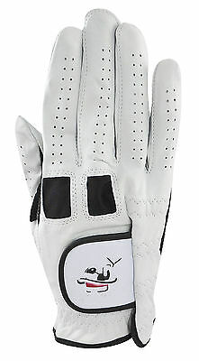 New LEADBETTER Correct Grip LRH Training Aid Ladies Golf Glove For LH Golfer