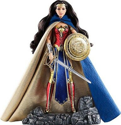 2016 BFC Barbie WONDER WOMAN SDCC Gold Label NEW IN SHIPPER! SOLD OUT!