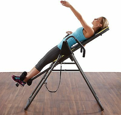 Inversion Tables For Back Pain Table Body Relief Teeter Hang Ups Therapy Machine