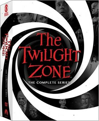 The Twilight Zone: The Complete Series [New DVD] Boxed Set, Full Frame, Gift S