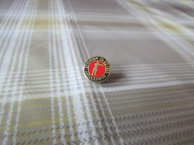 SCOTTISH Ex Boxers Association BOXING Pin Badge
