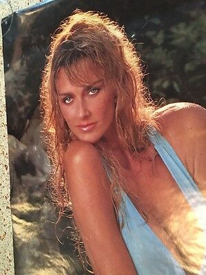 Kimberly Conrad Playboy Vintage Door Poster 1989 Partial Nudity / 6 Feet Long