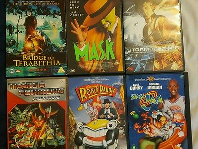 DVD's JOBLOT BUNDLE UK