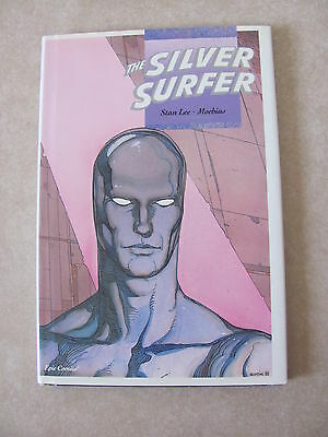 The Silver Surfer / Moebius-Stan Lee / Eo Americaine
