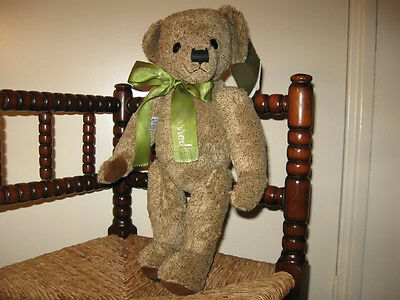 Harrods Merrythought UK Humpback Jointed Bear Handmade