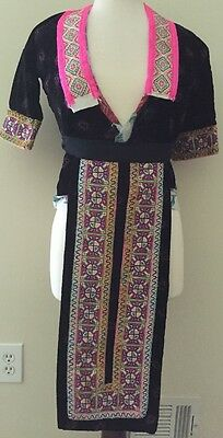 Vintage Little Girl's Hmong Shirt Outfit- Fits 7-8 Years Old #2