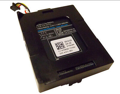 Dell 70K80 Perc Battery For Perc H710 / H710P Controller - Rechargeable Li-Ion
