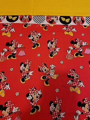 Embroidered Personalized STANDARD Pillowcase  Minnie Mouse