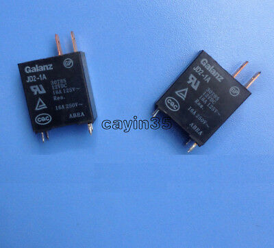 1pcs ORIGINAL Galanz JD2-1A 12VDC SPST Relay