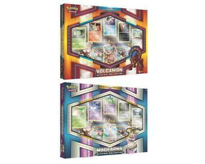 POKEMON TCG Magearna & Volcanion Mythical Collection Box