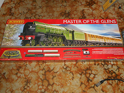 Hornby Oo Electric Train Set Master Of The Glens