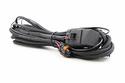 Morimoto HD relay wire harness for Xtorch LED Light bar heavy duty 40A