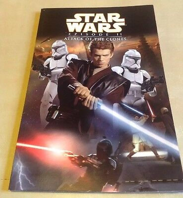 Star Wars Episode II Attack Of The Clones (graphic Novel)