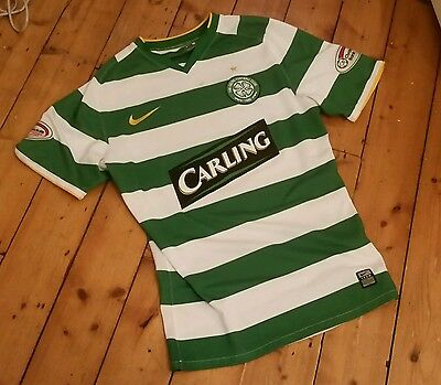 Match Worn Player Issue Celtic Shirt Shaun Maloney (unwashed) Hearts (28/10/09)