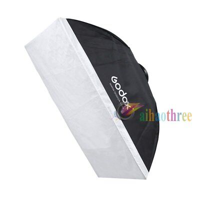 Godox 80x120cm Bowens Mount Softbox For Studio Strobe Flash Light Lighting【AU】