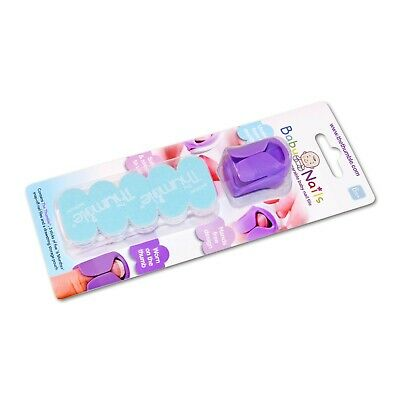 OFFICIAL Baby Nails by Thumble - 6 Months+ Pack - Wearable Baby Nail File