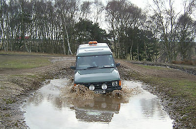 4x4 Off Road driving experience voucher Aged 15+ (Birthday/ Fathers day)