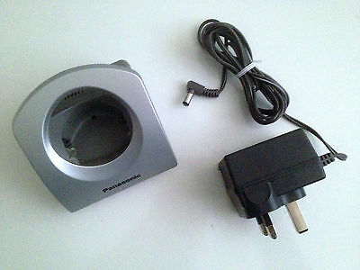 PANASONIC PQLV30018ZA Charge Base Stand & AC Power Plug PQLV200E KX-TG1100
