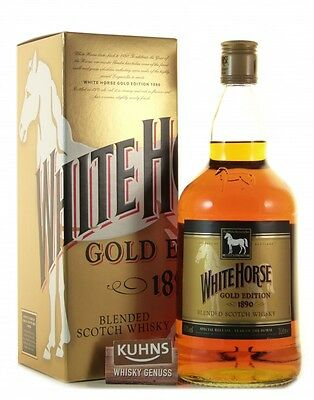 White Horse Gold Edition 1890 Blended Scotch Whisky
