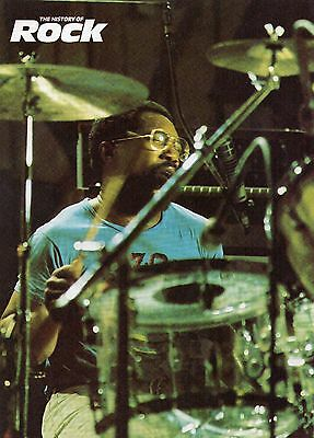 Billy Cobham         Mini Poster / Picture (MK88)