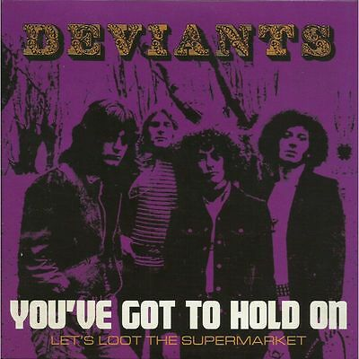 45 - The Deviants - You've Got To Hold On - Re, UK Psych, Freakbeat, Mod, Hear