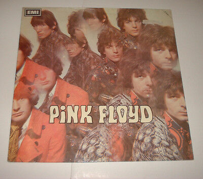UK PINK FLOYD LP PIPER AT THE GATES of DAWN FAME FA 3065 REISSUE