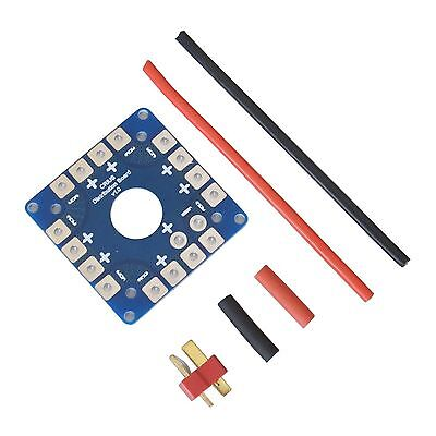 ESC Speed Controller Power Distribution Board PDB for Quadcopter Multirotor 3-8