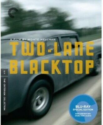 Two-Lane Blacktop (Criterion Collection) [New Blu-ray] Widescreen