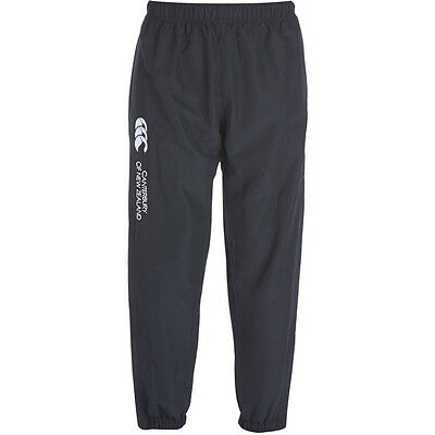 Canterbury Boys CCC Logo Cuffed Hem Stadium Tracksuit Pants / Bottoms