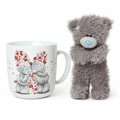 Me to You Mug & Plush With Love Set Valentines Gift - Tatty Teddy Bear