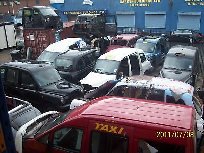London Taxis Lti Txi,tx2,tx4 And Fairway Taxis Salvage Spares Parts Breaking