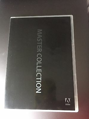 New Adobe CS4 Master Collection For Mac - Full Retail License - 2x Mac Install