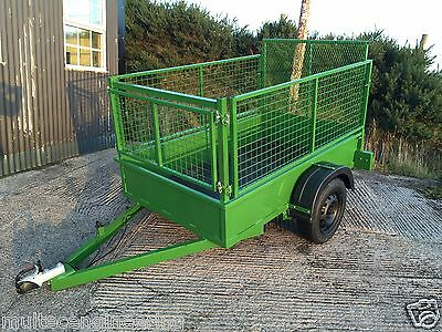 General Purpose 6ft x 4ft Trailer (trailor utility trailers builders commerical)