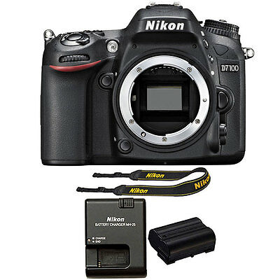 Nikon D7100 24.1 MPDX-Format HDSLR with Built-in HDR,WiFi and More (Body Only)