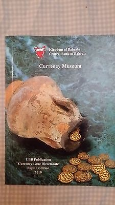 BAHRAIN CURRENCY MUSEUM ANCIENT COINS Catalog 652-1950 Arabia Mideast 500 coins