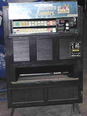 Smokeshop cigarette vending machine, Tested Working - Made by Automatic Products