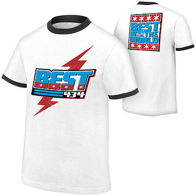 "Official WWE - CM Punk ""434"" Special Edition T-Shirt Size Large"
