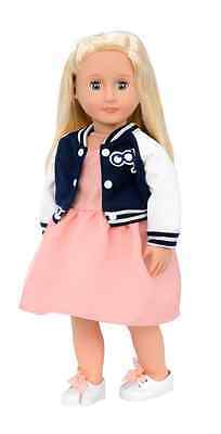"""RARE NEW Our Generation 18"""" Retro Doll - Terry"""