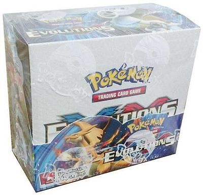 Pokemon XY Evolutions Sealed Booster Box - 36 Packs (NEW) CP6 Base Reprint
