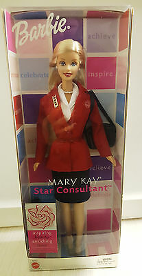 Barbie MARY KAY Star Consultant Special Edition Brand New In Box!