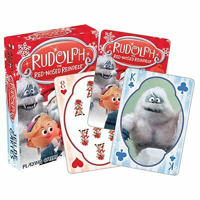 Rudolph the Red-Nosed Reindeer Playing Cards